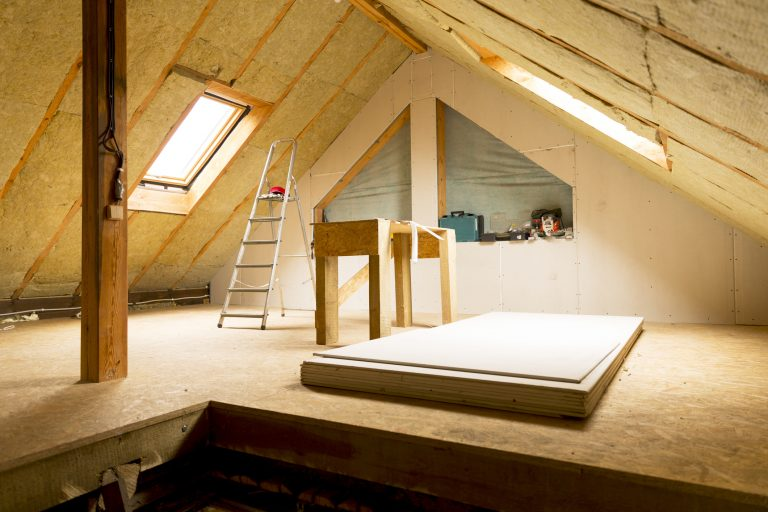 room in roof insulation